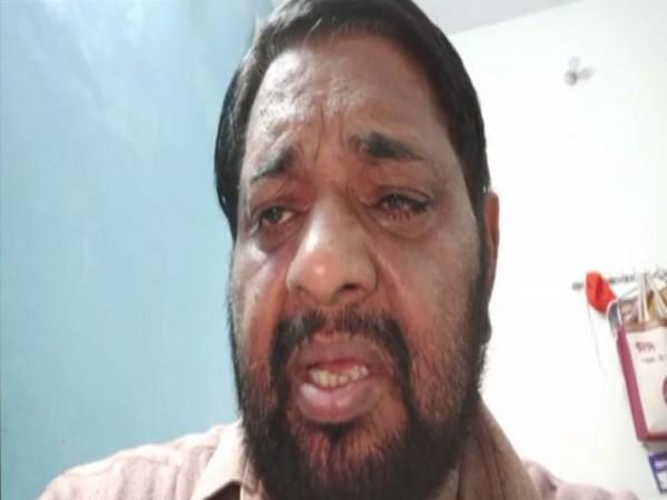 BJP MP from Mohanlal Ganj, Kaushal Kishore