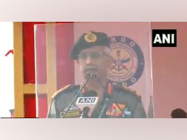 Indian Army chief General Manoj Mukund Naravane (Photo/ANI)