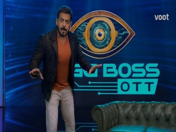 A still from the promo of Bigg Boss OTT