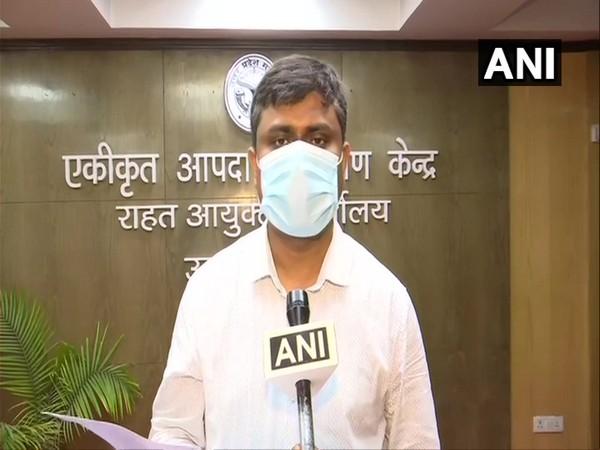 Uttar Pradesh Relief Commissioner Ranvir Prasad (Photo/ANI)
