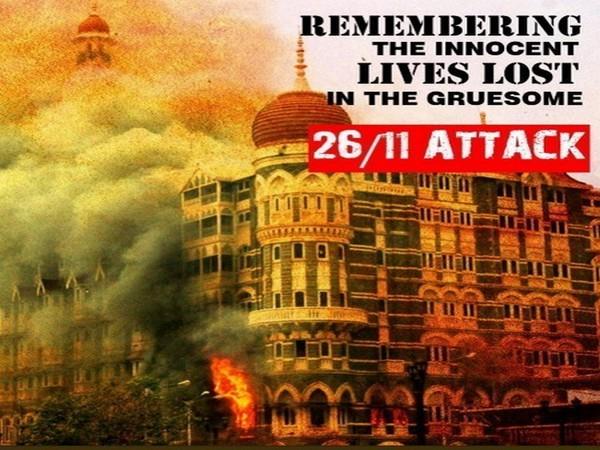 26/11 Terror attack at Taj Hotel in Mumbai (Image Courtesy: Twitter)