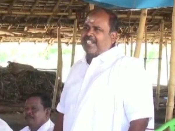 AIADMK leader RB Udaya Kumar (Photo/ANI)