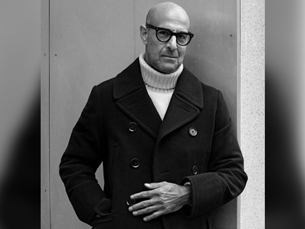American actor Stanley Tucci (Image source: Instagram)
