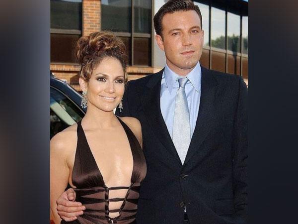 Jennifer Lopez and Ben Affleck (Image source: Instagram)