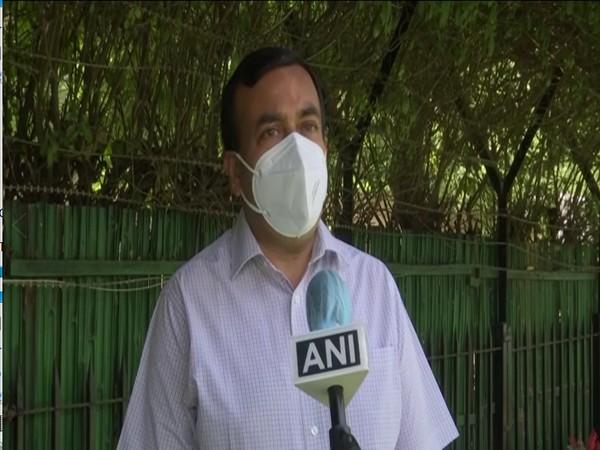Department of Food and Public Distribution Secretary Sudhanshu Pandey (File Photo/ANI)