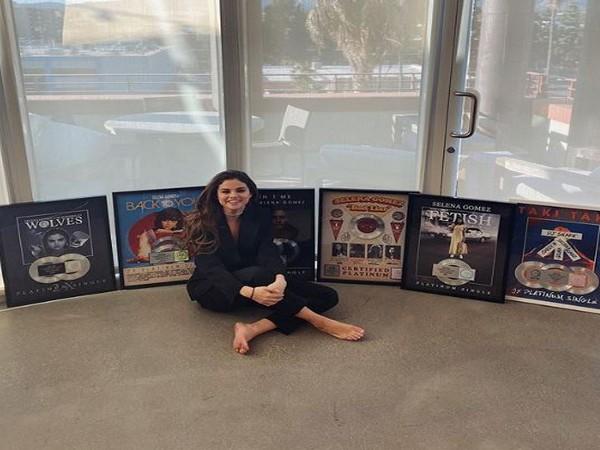 Selena Gomez (Image courtesy: Instagram)