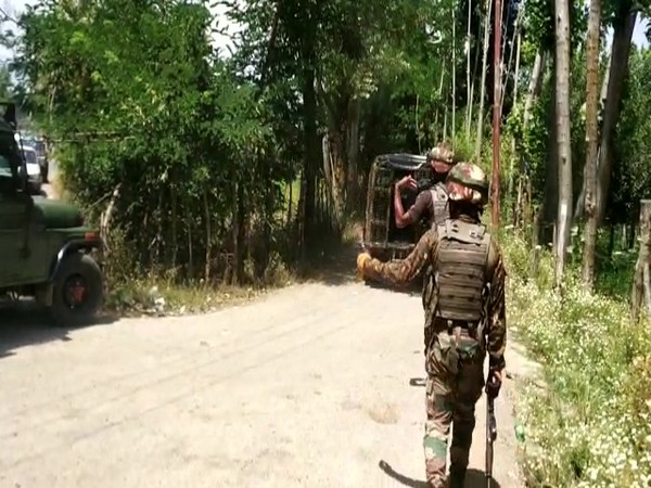 Police have launched a search operation for Mehraj Din Malla, BJP leader who was abducted on Wednesday morning. (Photo/ANI)
