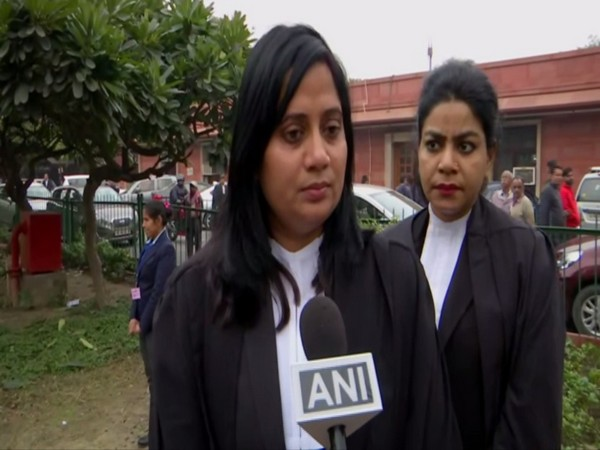 Seema Kushwaha, lawyer Nirbhaya's parents (File photo)
