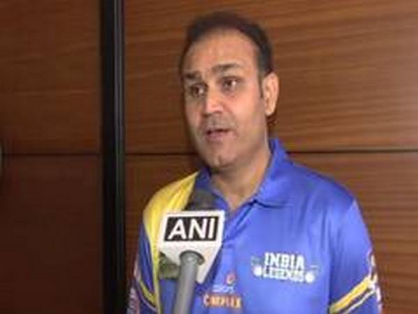 Former India batsman Virender Sehwag (file image)