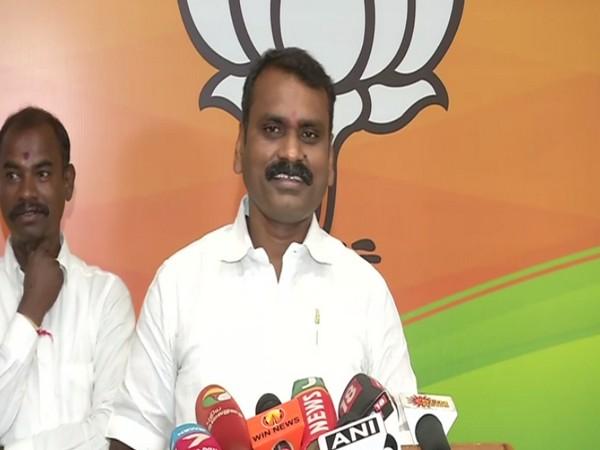 Bharatiya Janata Party (BJP) Tamil Nadu president L Murugan