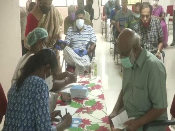Visual from Rajiv Gandhi General hospital in Chennai