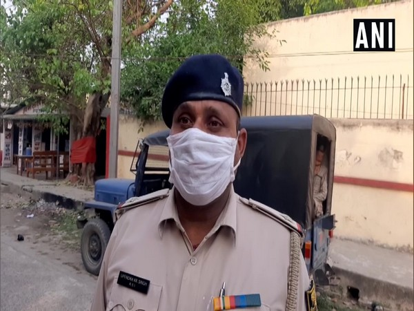 Upendra Kumar Singh, Assistant Sub-Inspector Karja station
