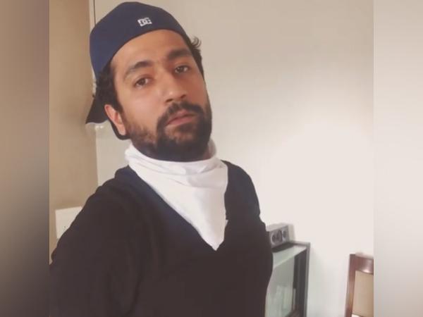 Actor Vicky Kaushal  (Image courtesy: Instagram)