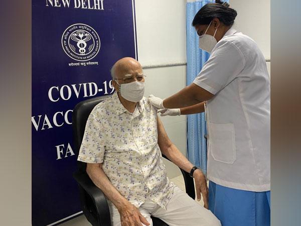 Senior Bharatiya Janata Party leader LK Advani