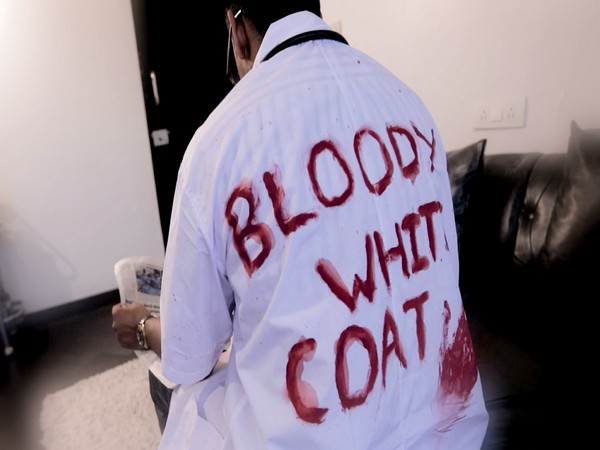 'Bloody White Coat' song