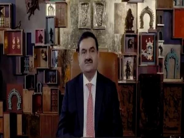 Adani Group Chairman Gautam Adani (Photo/Twitter)