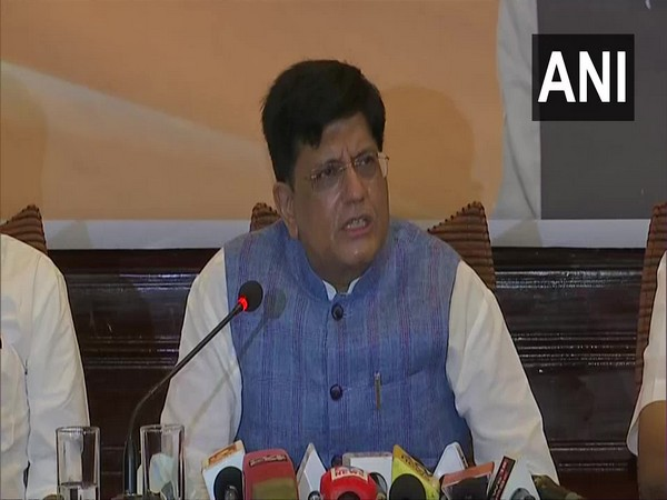 Union Minister and senior BJP leader Piyush Goyal