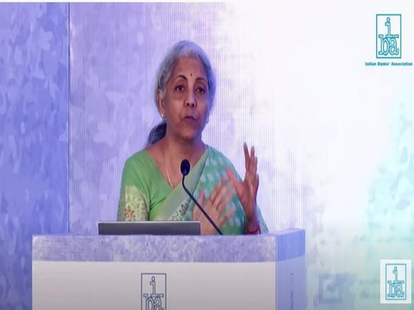 Finance Minister Nirmala Sitharaman (Photo/ANI)