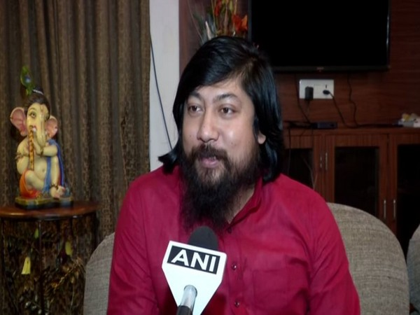 Union Minister of State for Sports Nisith Pramanik (Photo/ANI)