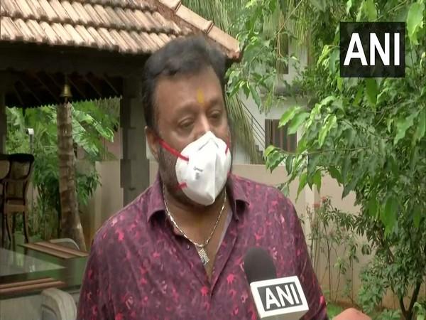Suresh Gopi, Actor turned politician (BJP)