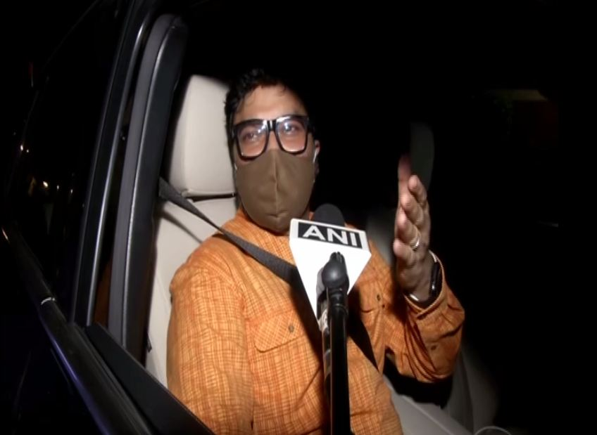 BJP leader Babul Supriyo (Photo/ANI)