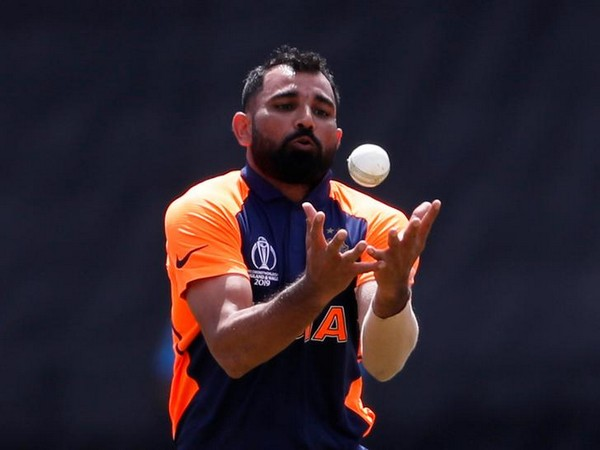 Indian cricketer Mohammed Shami (File photo)