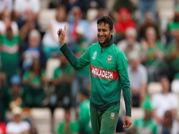 Bangladesh all-rounder Shakib-Al-Hasan (file image)