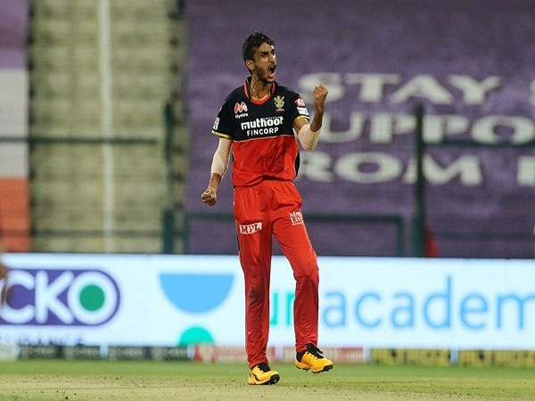 RCB all-rounder Shahbaz Ahmed. (Image: BCC/IPL)