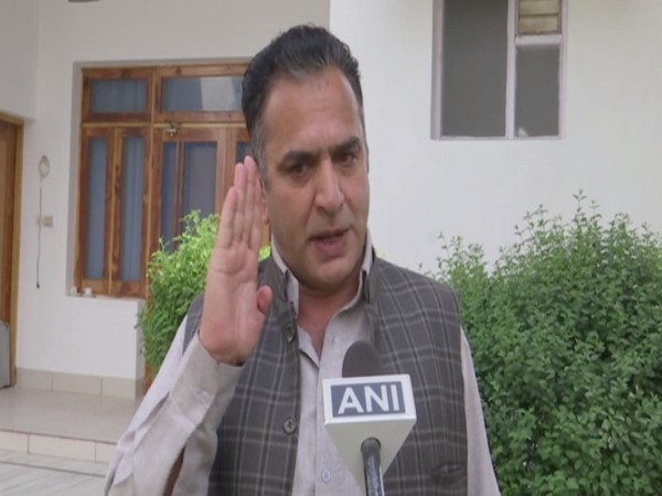 Chairman All Jammu and Kashmir Panchayat, Shafiq Mir. (Photo/ANI)