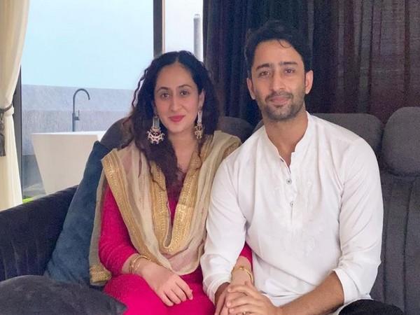 Ruchikaa Kapoor and Shaheer Sheikh (Image source: Instagram)