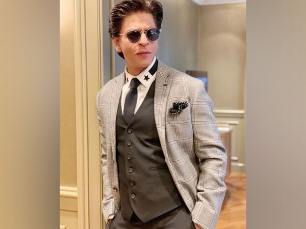 Shah Rukh Khan  (Image courtesy: Intsagram)