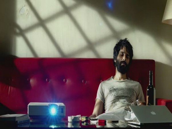 A still from the promo