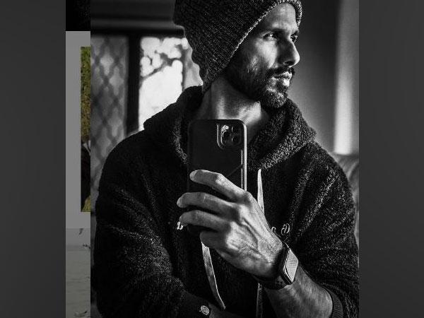 Shahid Kapoor (Image Source: Instagram)