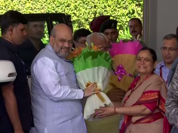 Union Home Minister Amit Shah in Chandigarh for 29th NZC meeting on Friday
