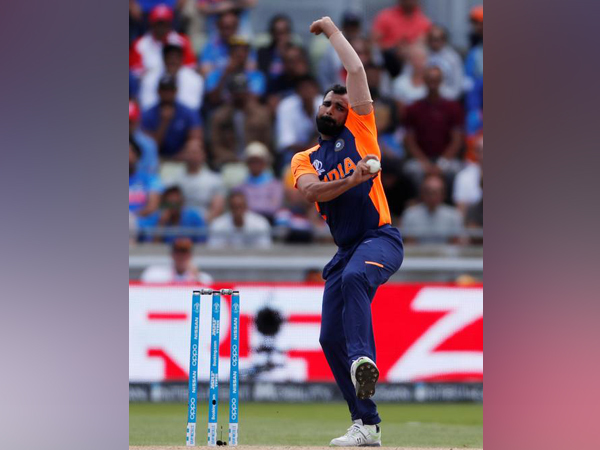 India pacer Mohammed Shami (file image)