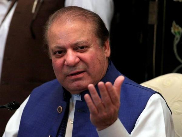 Former Prime Minister of Pakistan, Nawaz Sharif (File Photo)