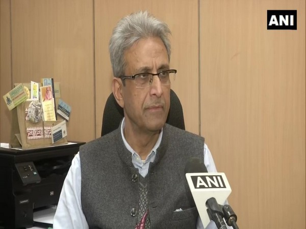 Additional Director General of India Metrological Department Anand Sharma (Photo/ ANI)