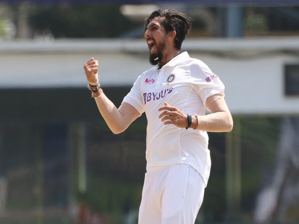 India pacer Ishant Sharma (Photo/ BCCI Twitter)