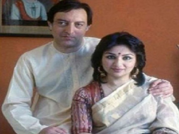 Mansur Ali Khan Pataudi and Sharmila Tagore (Image source: Instagram)