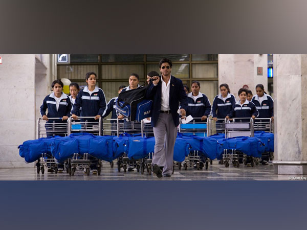 A still from the film 'Chak De! India' (Image Source: Yash Raj Films)