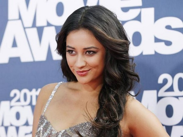 Actress Shay Mitchell