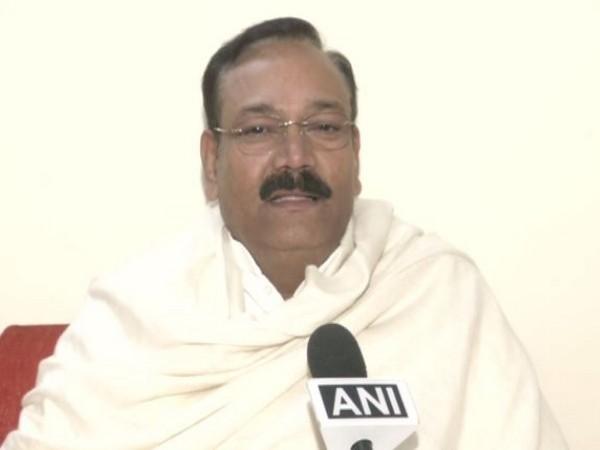 Bharatiya Janata Party (BJP) Kisan Morcha president Rajkumar Chahar (file pic/ANI).