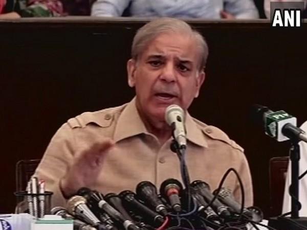 PML (N) President Shehbaz Sharif