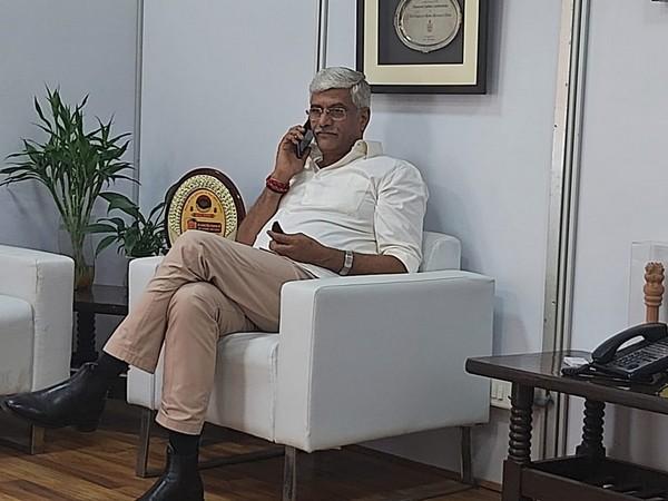 Union Minister for Jal Shakti Gajendra Singh Shekhawat (File Photo)