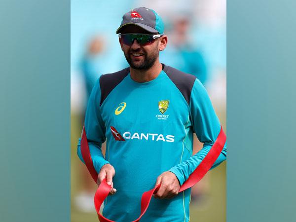 Australia Test spinner Nathan Lyon