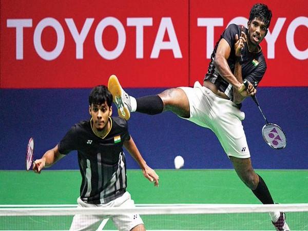 Satwiksairaj Rankireddy and Chirag Shetty (Photo/BAI Media Twitter)