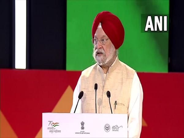 Union Minister Hardeep Singh Puri (file photo/ANI)