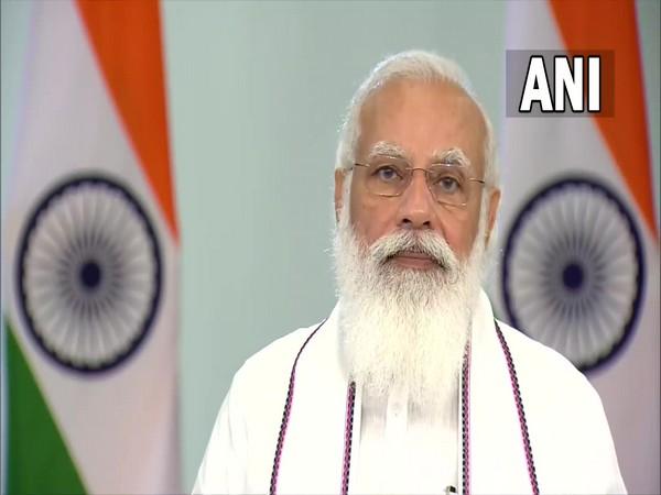 Prime Minister Narendra Modi (Phto/ANI)