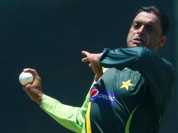 Pakistan pacer Shoaib Akhtar. (File image)