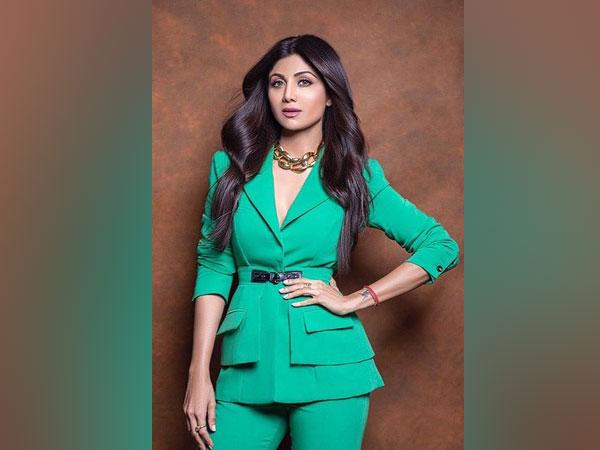 Shilpa Shetty (Picture Courtesy: Instagram)